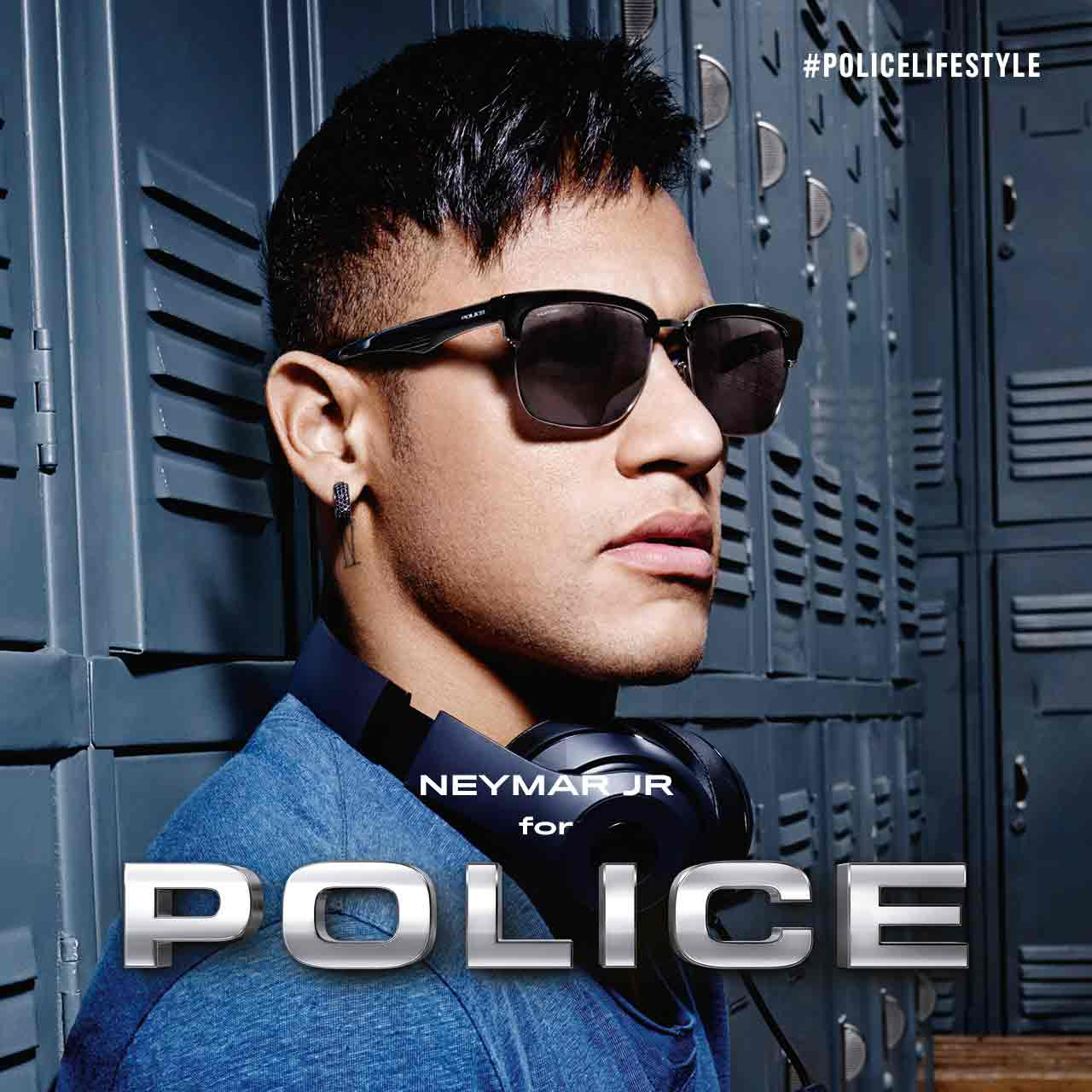 POLICE HOMME